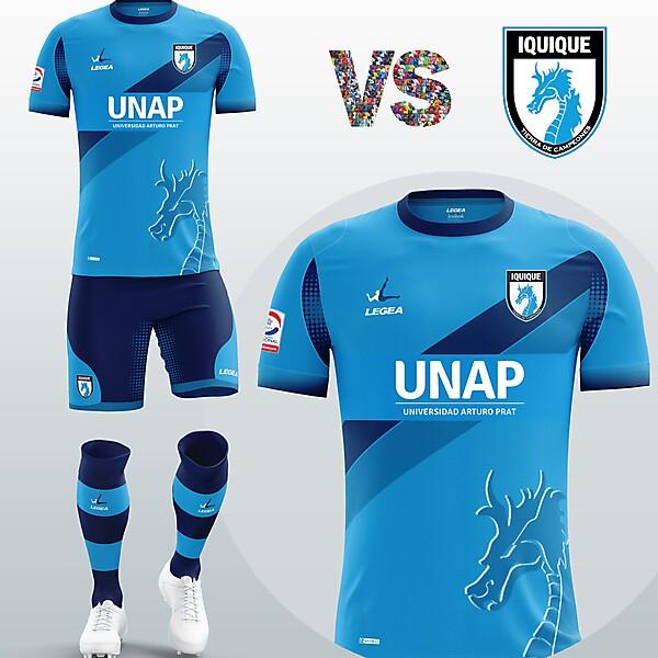 Deportes Iquique Home kit