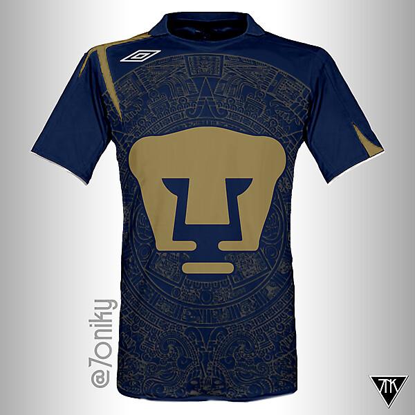 Pumas UNAM  Home Umbro Classic