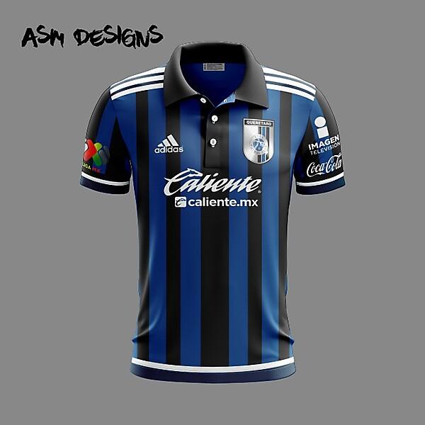 Querétaro Fútbol Club Adidas 2019 Home Kit