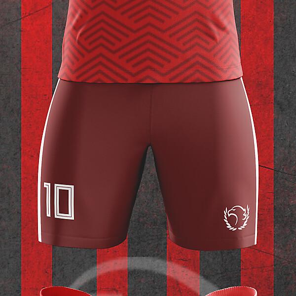 SIPG FC Home Kit Design