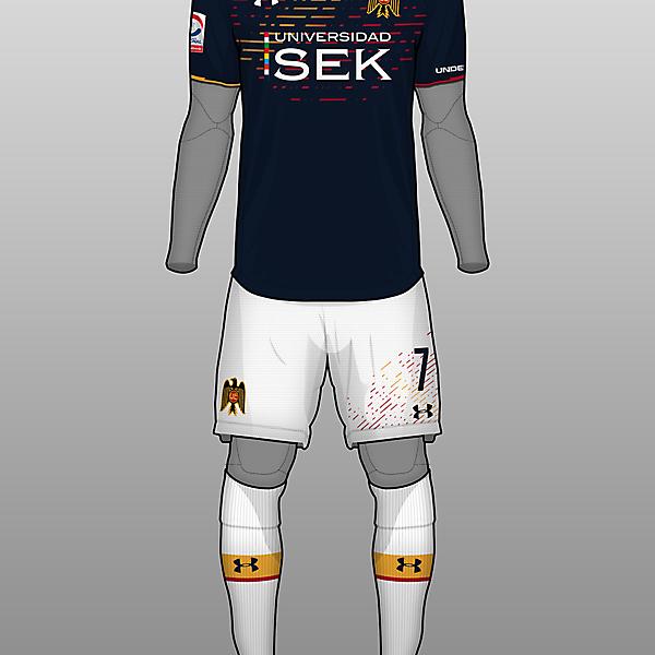 Unión Española Away Kit