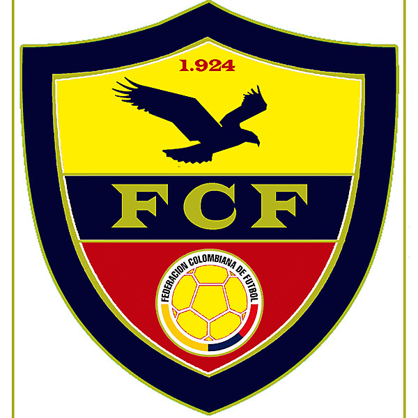 Colombia  FCF Logo