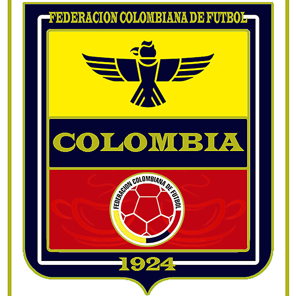 Colombia (Federación Colombiana de Fútbol) Logo design competition (closed)