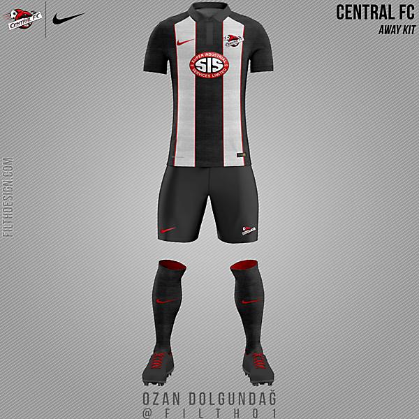 Central FC Away Kit