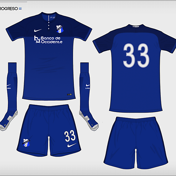 Honduras Progreso | home kit