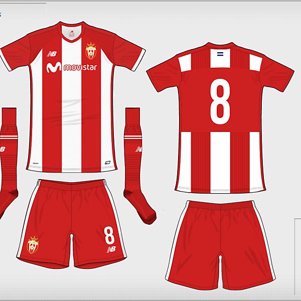 Real Estelí   home kit