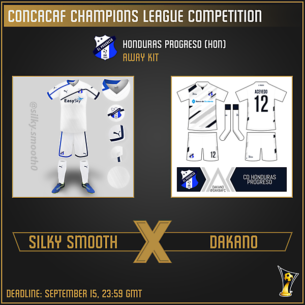 [VOTING] Group A - Week 5 - Silky Smooth vs. Dakano