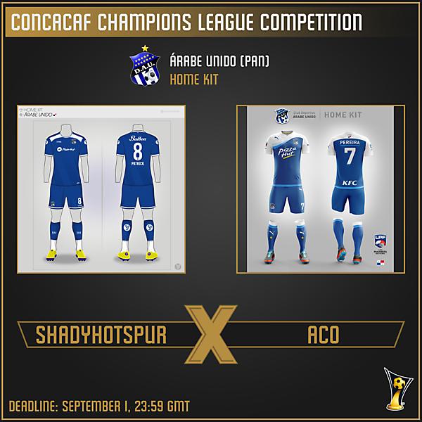 [VOTING] Group C - Week 4 - shadyhotspur vs. Aco