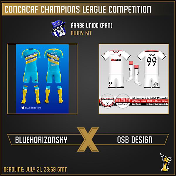 [VOTING] Group D - Week 1 - bluehorizonsky vs. OSB Design