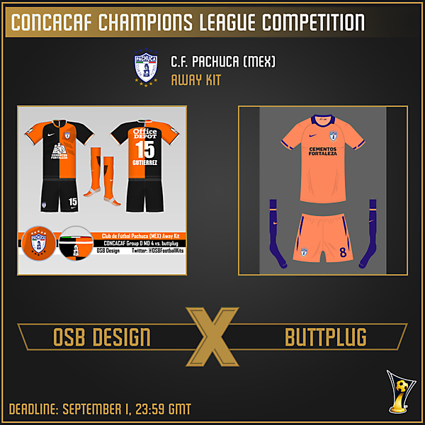 Concacaf Champions League Competition [CLOSED]
