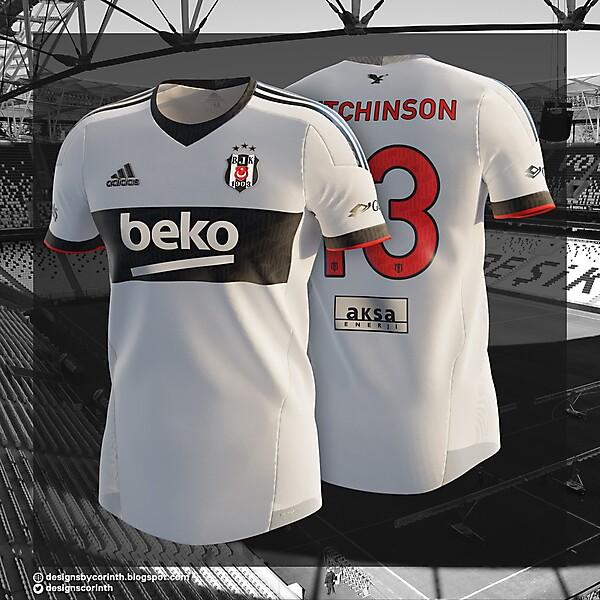 Beşiktaş JK | Home Shirt