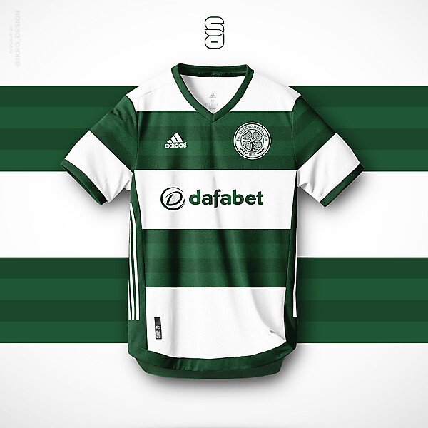 Celtic home kit