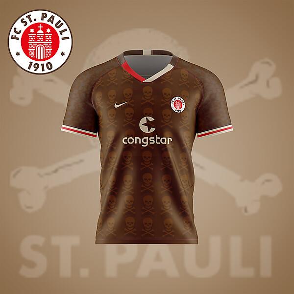 FC Saint Pauli home concept