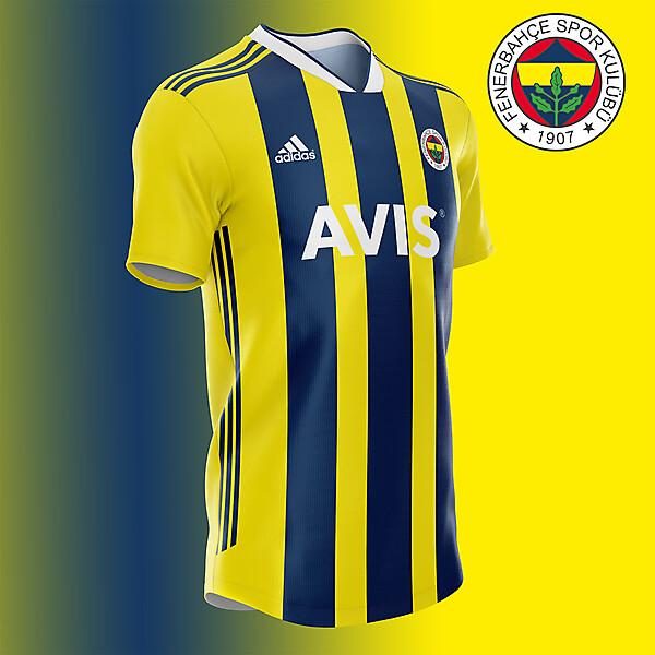 Fenerbahçe S.K. [Home Concept]