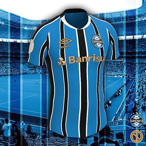 Grêmio | Home Kit Concept
