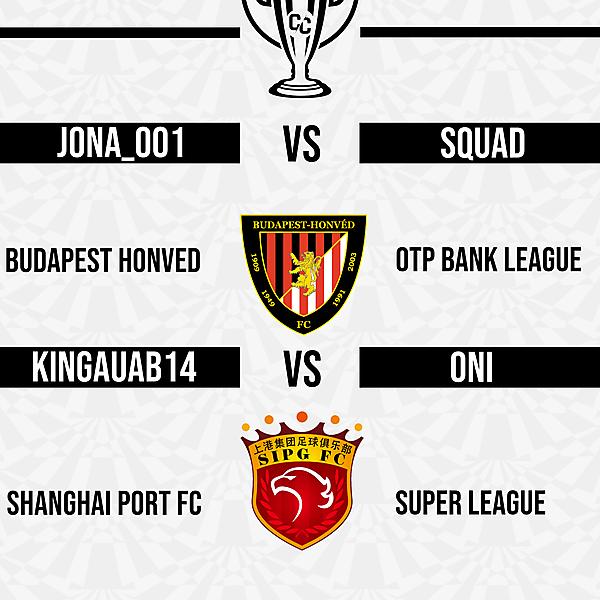 Group C Matchweek 3 Fixtures