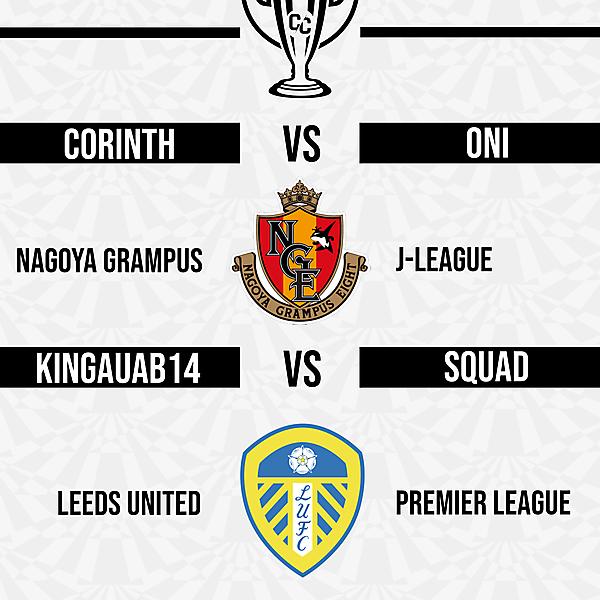 Group C Matchweek 5 Fixtures