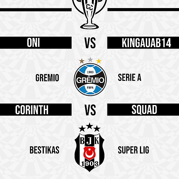 Group C Matchweek 6 Fixtures