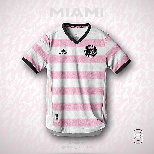 Inter Miami home kit