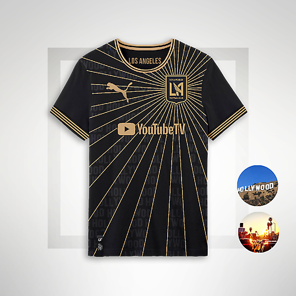 LAFC home kit