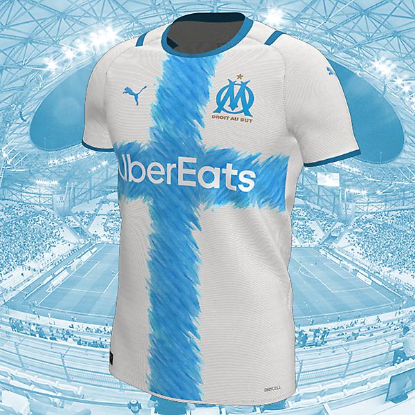 Marseille Home Shirt