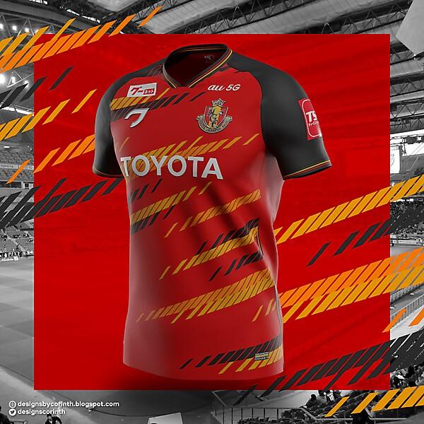 Nagoya Grampus | Home Shirt