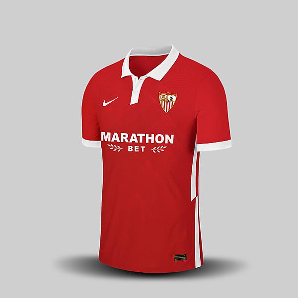 Nike | Sevilla 2022 Away Kit