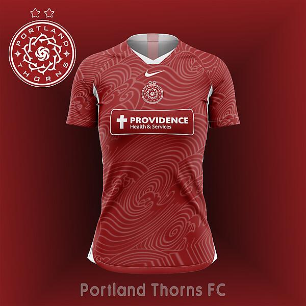 Portland Thorns Home Concept