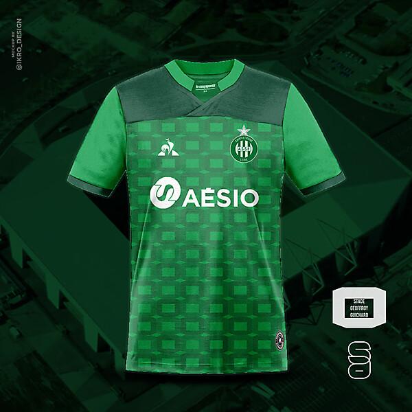 Saint Etienne home kit
