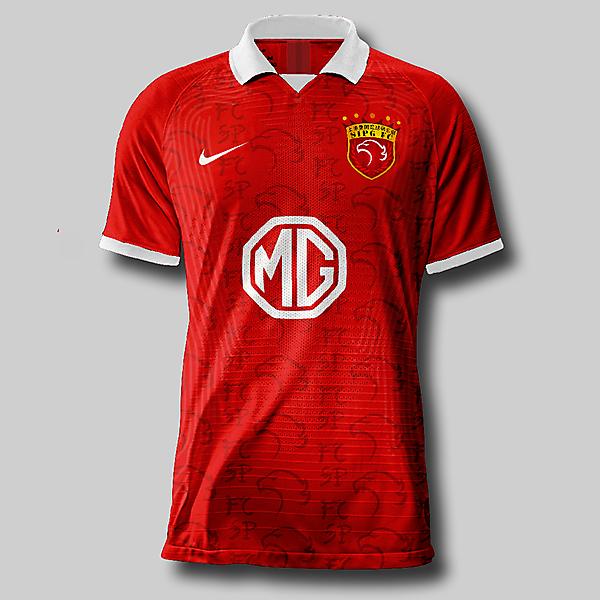 Shangai Port FC Home