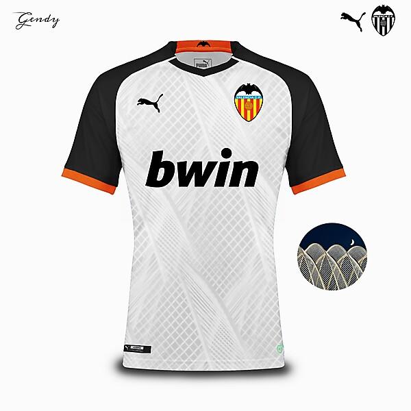 Valencia CF - Home Kit Concept