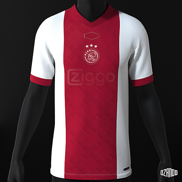 AFC Ajax x Ozando :: Home
