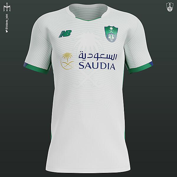 Al-Ahli Saudi Club | Home kit
