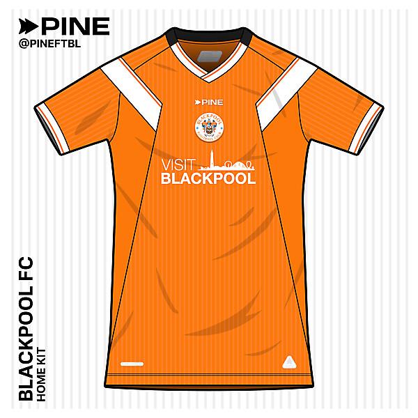 Blackpool FC Home | Pine