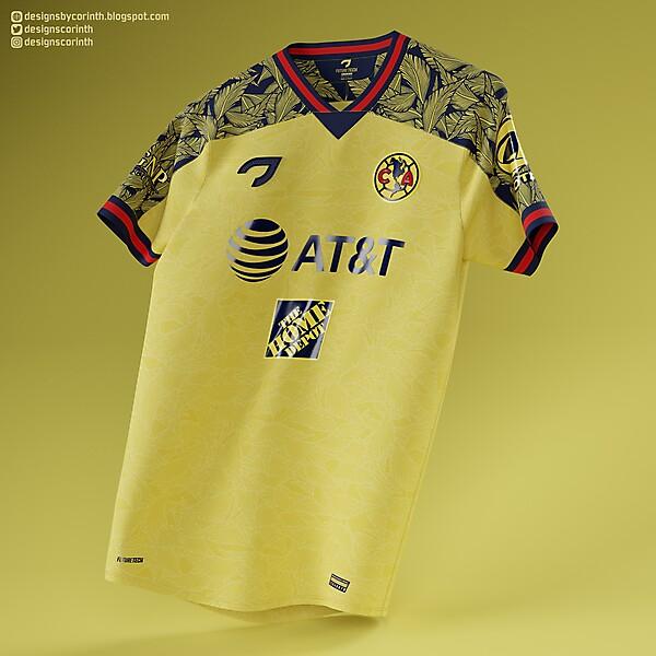 Club América | Home Shirt