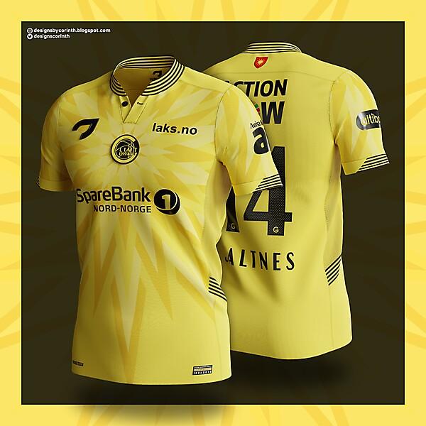FK Bodø/Glimt | Home Shirt