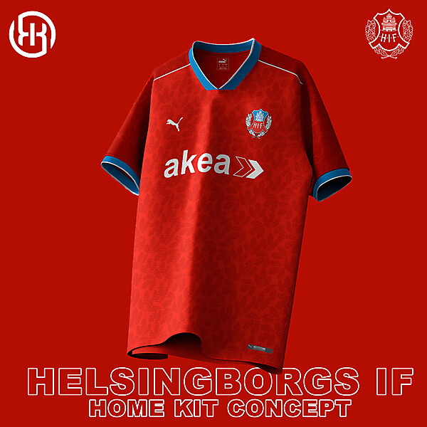 Helsingborgs IF | Home kit concept