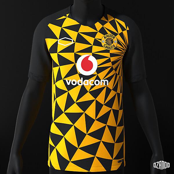 Kaizer Chiefs x Ozando :: Home