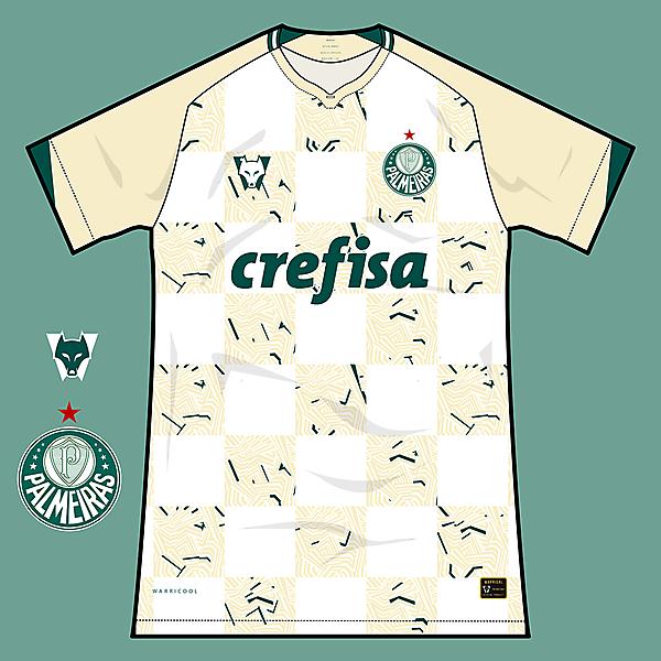 Palmeiras away