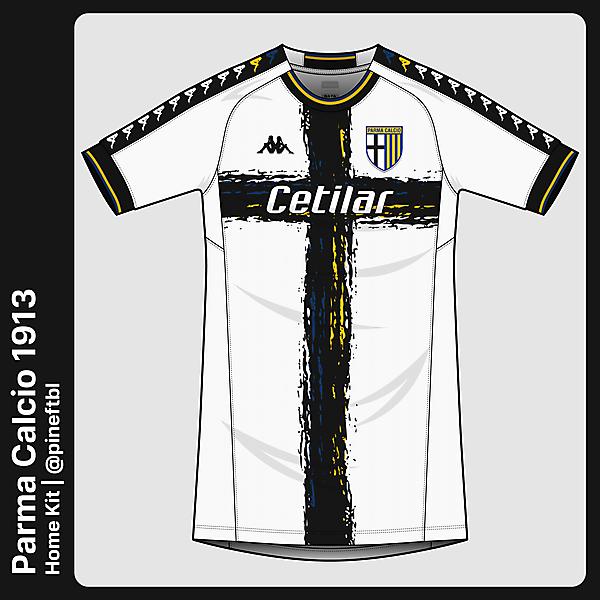 Parma Calcio 1913 Home | Kappa