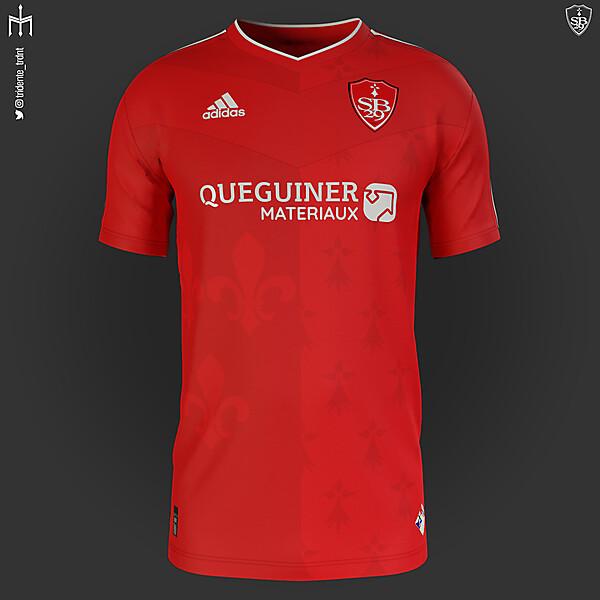 Stade Brestois 29 | Home Kit