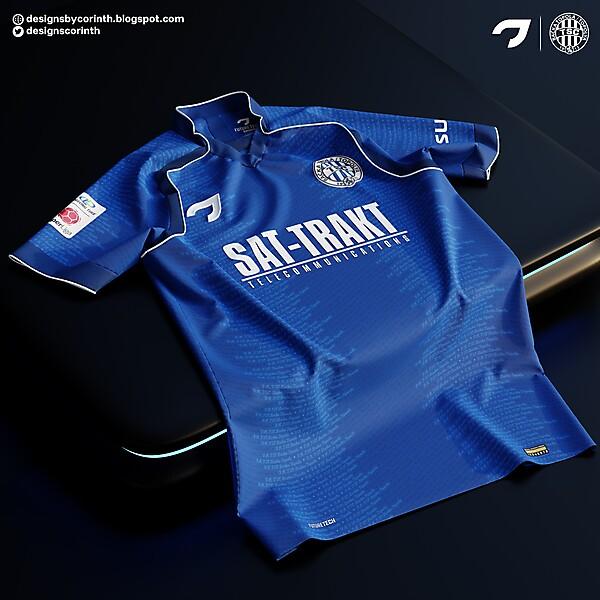 TSC Bačka Topola | Home Shirt