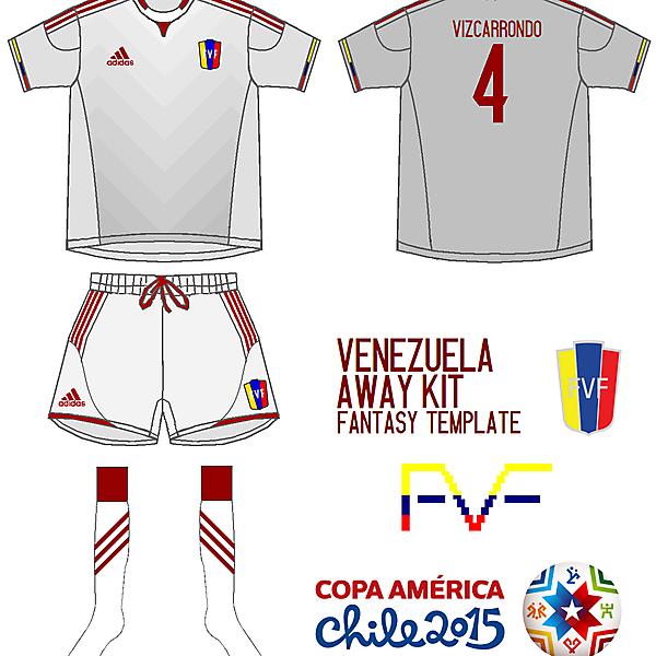 Venezuela - Away kit