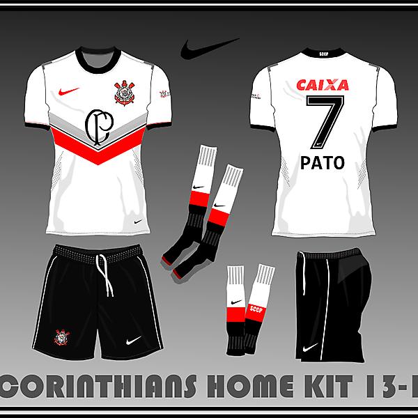Corinthians Home Kit 13-14