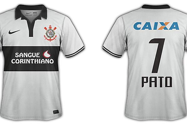 Corinthians nike gonsuke ver