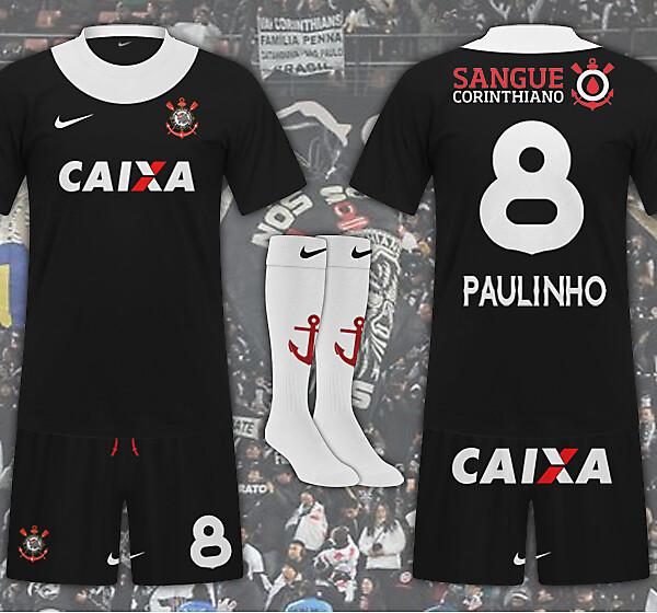Corinthians Away project