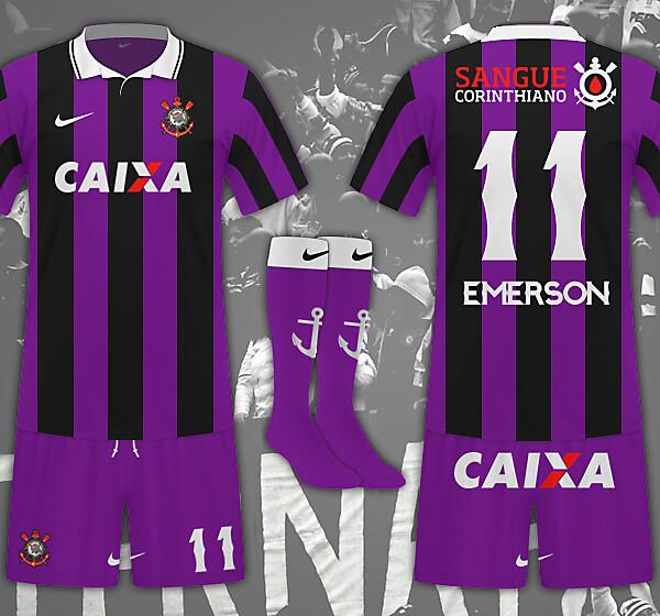Corinthians Paulista kit design competition (closed)