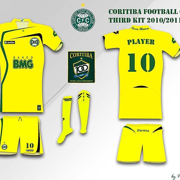 FC Coritiba Third Kit