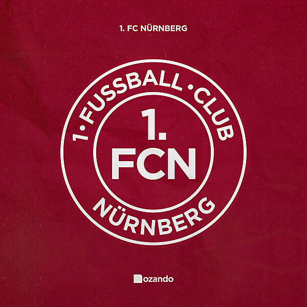 1. FC Nürnberg   Crest