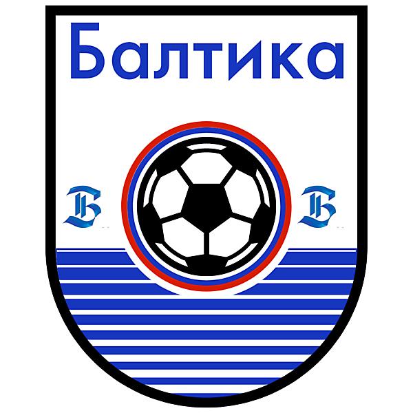 Балтика logo redesign